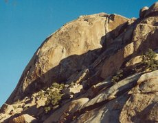 Rock Climbing Photo: Old 90s photo.  Look how much has changed over the...