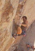 Rock Climbing Photo: Alan Watts, 1985