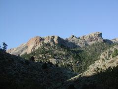 Rock Climbing Photo: Sherard Tower from South