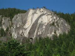 Rock Climbing Photo: The Squaw. 6/2011  Photo: Corey Gargano