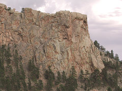 Rock Climbing Photo: Hightower