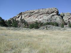 Rock Climbing Photo: The Meadow Mound