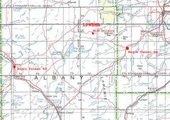 Rock Climbing Photo: Palmer & Tunnel roads Regional Map