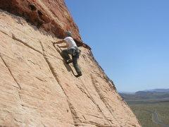 Rock Climbing Photo: Fun, fun, fun.