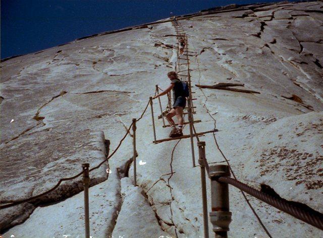 Half Dome 1979