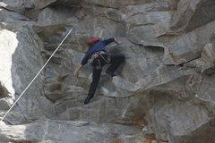Rock Climbing Photo: 2-18-12
