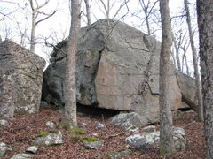 Rock Climbing Photo: Ah, the joys of hunting for boulders in South Coun...