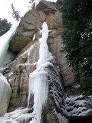 Rock Climbing Photo: 2/13/12.
