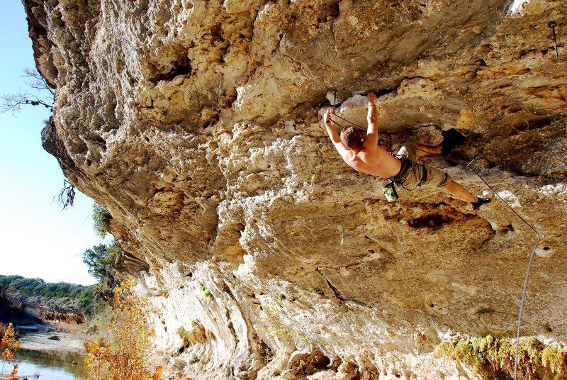 Rock Climbing Photo: TX 12a
