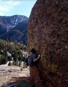 Rock Climbing Photo: Eggman