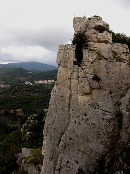 Rock Climbing Photo: Summit of La Torre