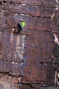 Rock Climbing Photo: Spring Break, 5.11+ Photo: Matt Kuehl