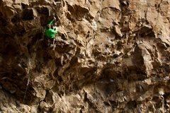 Rock Climbing Photo: Sapien action. February 2012.