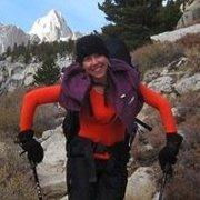 Rock Climbing Photo: Mt. Whitney- Mountaineers Route