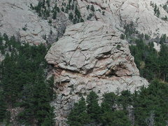 Rock Climbing Photo: The Blob has many features