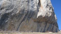 Rock Climbing Photo: secteur 'Les Maitres du Monde'