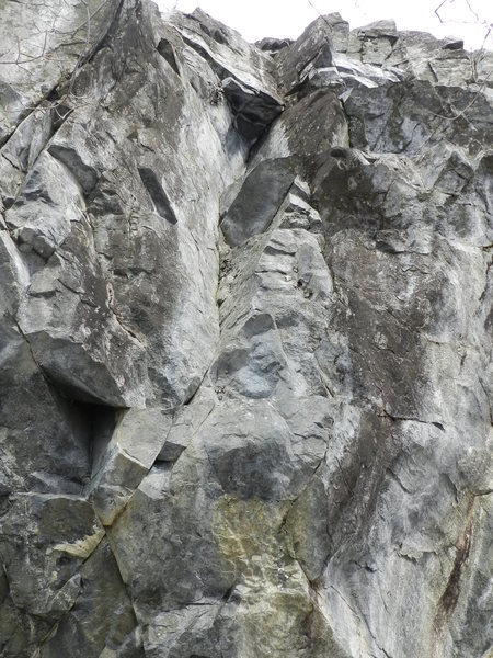 Rock Climbing Photo: Another shot of Cloud 9