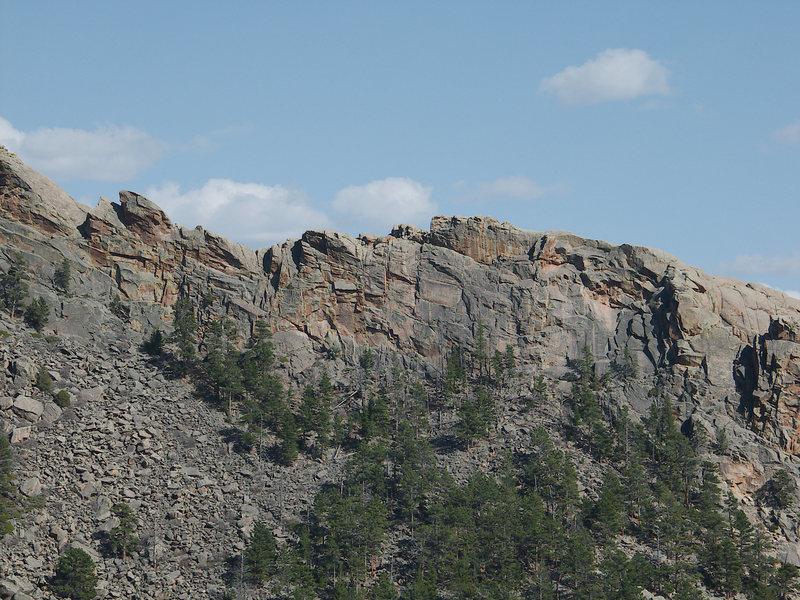Rock Climbing Photo: Douglas Park