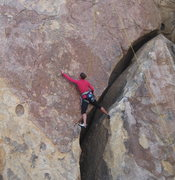 Rock Climbing Photo: New Red Archives at The Tomb