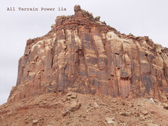 Rock Climbing Photo: Location of All Terrain Power