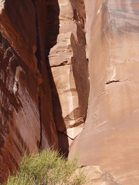 Rock Climbing Photo: Aretstacy