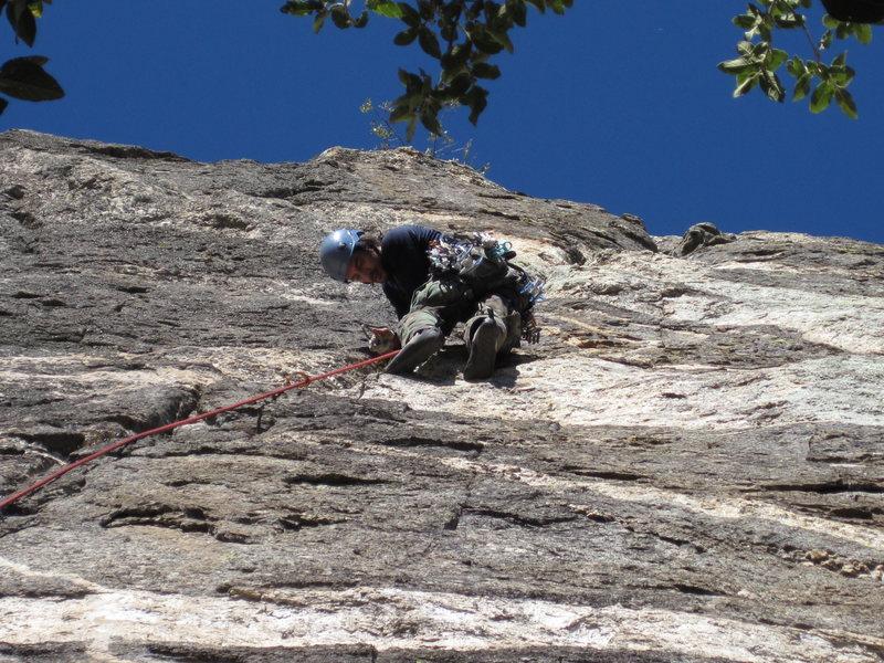 Rock Climbing Photo: Cool