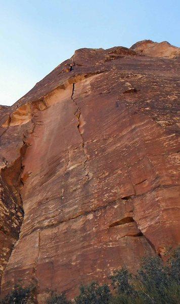 Rock Climbing Photo: Ixtlan
