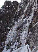 Rock Climbing Photo: Mid February, 2012