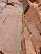 Rock Climbing Photo: Silent Thunder.