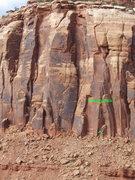 Rock Climbing Photo: Zoom to Handyman
