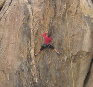 Rock Climbing Photo: Very fun climb!!