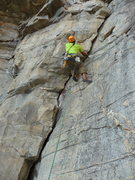 Rock Climbing Photo: Great gear throughout!  Photo by Lloyd Ramsey
