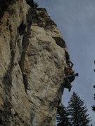 Rock Climbing Photo: offffff