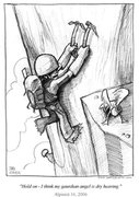 Rock Climbing Photo: hold on