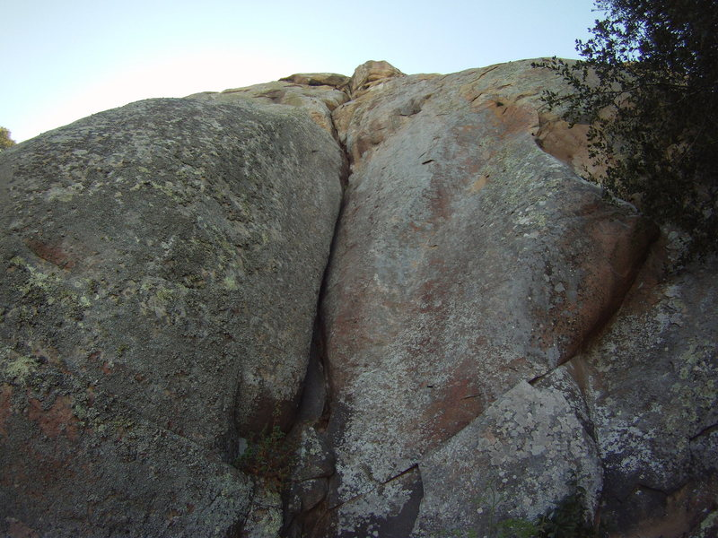 Rock Climbing Photo: Not quite at the quarry, a little more around the ...
