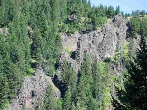 Rock Climbing Photo: Part of the Dikes