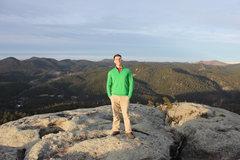 Rock Climbing Photo: Mt Baldy
