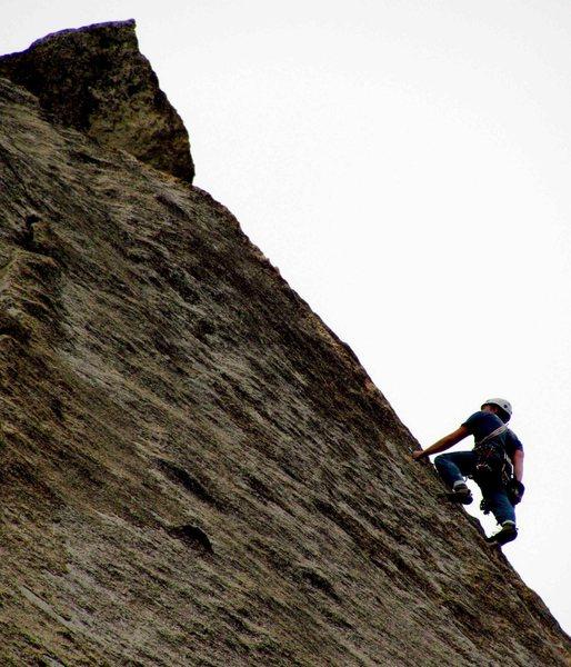 Rock Climbing Photo: Sundike