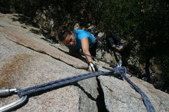 Rock Climbing Photo: Agina Sedler  2-25-12
