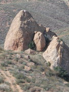 Rock Climbing Photo: The Spur from the east.