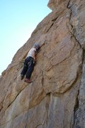 Rock Climbing Photo: My first Sport Lead ever Medicine Man Thanks Wes f...