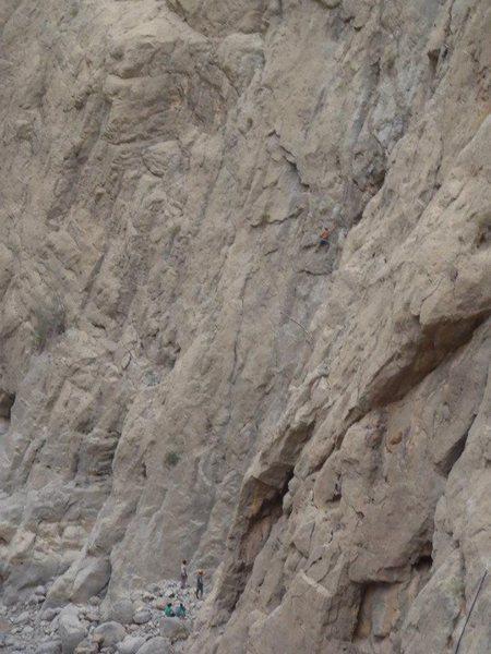 Rock Climbing Photo: The Barnyard