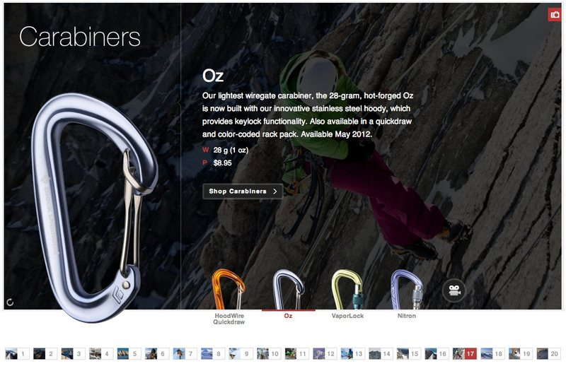Rock Climbing Photo: New Oz's out May :D  Update as of May 20. Emailed ...