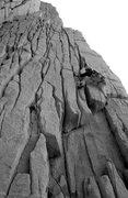 Rock Climbing Photo: Cracks!!!
