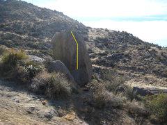 Rock Climbing Photo: The Prow V7