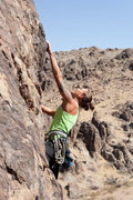 Rock Climbing Photo: Jug Haul