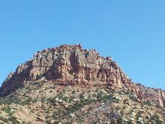 Rock Climbing Photo: Wally's Wall
