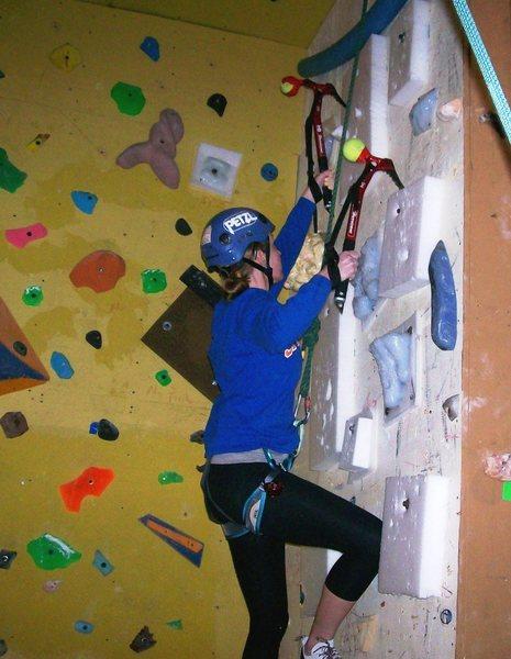 Rock Climbing Photo: indoors