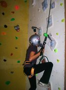 Rock Climbing Photo: plastic indoor ice