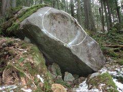 Rock Climbing Photo: 1. McLovin